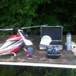 Eingeflogen und Startklar